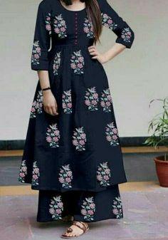 Com Stylish Dresses For Girls, Stylish Dress Designs, Casual Dresses, Simple Kurta Designs, Kurta Designs Women, Simple Pakistani Dresses, Pakistani Dress Design, Indian Designer Outfits, Designer Dresses