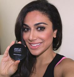 The BEST Powder for Covering Blemishes!