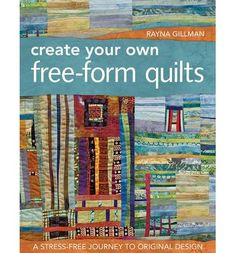 Helps you learn how to create your very own one-of-a-kind quilts with free-form cutting and piecing. A follow-up to