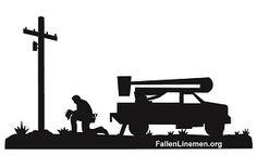 Lineman Barn | Lineman Barn, LLC - Lineman T-Shirts, Decals and More!