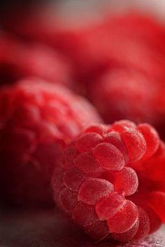 Lamponi, noti per le loro proprietà antinfiammatorie delle vie respiratorie #rimedinaturali