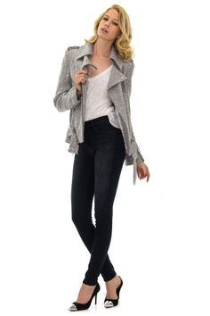 Perfecto sexy, perfecto laine, perfecto gris, stefanie renoma - Stefanie Renoma