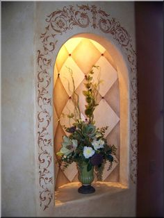 Renia's Design - San Diego Finest Murals, Trompe L'Oeil, Faux Finish - Faux Finish