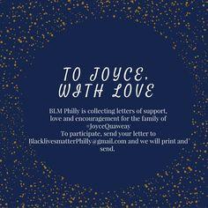 #JoyceQuaweay