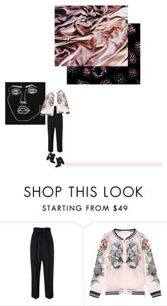 """+ Koi +"" by fl0rette ❤ liked on Polyvore featuring 3.1 Phillip Lim, WithChic and Pierre Hardy"