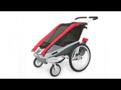 THULE CHARIOT Cougar 2 Two Child Carrier U.K Certified ukbikesdepot.com