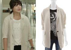"""Jung Eun-Ji in """"Trot Lovers"""" Episode 9.  VOV 7114210087 Jacket  #Kdrama #TrotLovers #트로트의연인 #JungEunJi #정은지"""