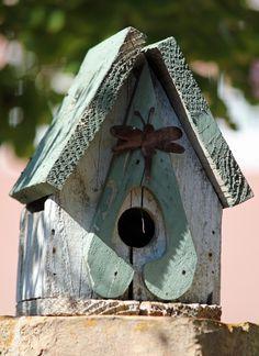 birdhouse http://www.cozylittlehouse.com/2011/10/fools-rush-in/