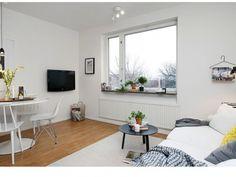 Inrichten van een kleine woonkamer | Interieur design by nicole & fleur
