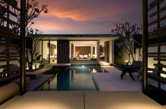 Alila Villas Uluwatu par WOHA Designs Singapour decodesign / Décoration