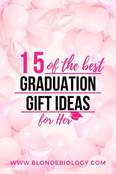 Graduation gifts to Save Now, Shop Later! Here is a list of 15 practical, thoughtful, and timeless graduation gifts for the college grad. Graduation Gifts For Girlfriend, Unique Graduation Gifts, High School Graduation Gifts, College Student Gifts, Personalized Graduation Gifts, College Graduation Gifts, College Fun, Gifts For College Graduates, Graduate School