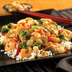 Asian Stir Fry Delight