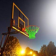 Basketball Pole, Portable Basketball Hoop, Basketball Practice, Physical Activities, Outdoor Activities, Wooden Sheds, Dim Lighting, Sleepover, Fun Games