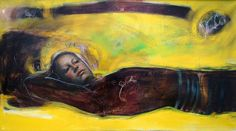 sol halabi art | Sol Halabi 1977 | Argentine painter | Mixed media | Tutt'Art ...