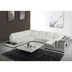 Modern T75 Sectional Sofa