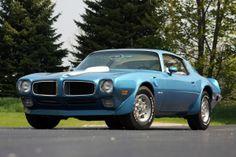 71 Pontiac HO Trans AM
