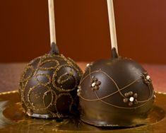 Chocolate Bliss Decadent Chocolate Apples