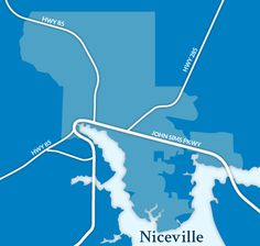 Niceville, Florida - named the best place to raise kids (January 2012)