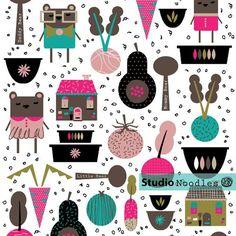 make Art that Sells pattern with Lilla Rogers. #surfacepatterndesigner #surfacepattern #printandpattern #printpattern #patterndesigner#kidsillustration #newitkids