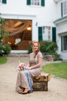 Barn Wedding Inspiration Based on Anne of Green Gables | Rodeo & Co. Photography | Reverie Gallery Wedding Blog