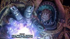 Space Marine - Chaos Lord by Goldo_O - Adrien Debos - CGHUB