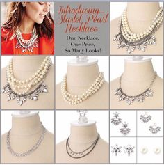 I am OBSESSED with the Starlet Pearl necklace from Stella & Dot!  This 6-in-1 necklace can go from the kids' soccer games to work to a night out with no problem.  Visit www.stelladot.com/maryeburton to shop this look and browse our entire Holiday 2015 Collection!