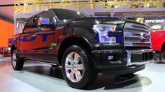Shaping the 2015 Ford F-150 from Aluminum - Design and Engineering - 201.. Visit http://www.fordgreenvalley.com/