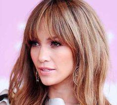 Love Jennifer Lopez's bangs