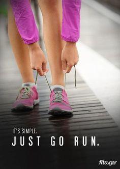I NEED A RUNNING PARTNER!!!! :( @Sarah Stewart ?