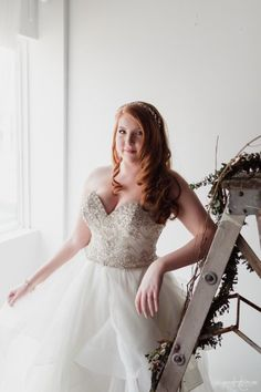 Who isn't obsessed with brunch? Now how about a chic brunch on the morning of your wedding day? I vote, yes please! Plus Size Brides, Plus Size Wedding Gowns, Plus Size Girls, Wedding Dresses, Brunch Wedding, Wedding Day, Girls Without, Some Girls, Beautiful Bride