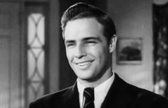 Here's a bunch of Marlon Brando Gifs I have yet to use. • The Juan Reyes