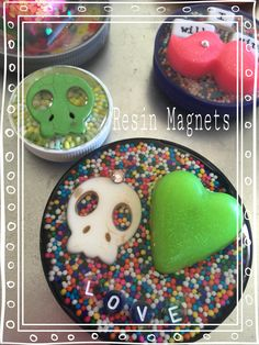 Resin Magnets