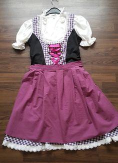 #Dirndl #Oktoberfest #Wiesn Kaufe meinen Artikel bei #Kleiderkreisel http://www.kleiderkreisel.de/damenmode/sonstiges/135857157-dirndl-mit-bluse