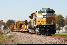RailPictures.Net Photo: EMDX 1201 EMDX EMD SD70ACe at Albers, Illinois by Brandon Warnick