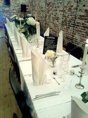 Hääkattaus Table Decorations, Wedding Ideas, Weddings, Home Decor, Decoration Home, Room Decor, Wedding, Home Interior Design, Marriage