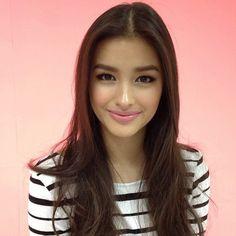 hi baby gurl 😍 // Liza Soberano Liza Soberano, Hey Gorgeous, Simply Beautiful, Beautiful People, Beautiful Women, Filipino Girl, Filipina Beauty, Pinterest Girls, Perfect Skin