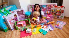 Comprinhas de Brinquedos na Toys R Us