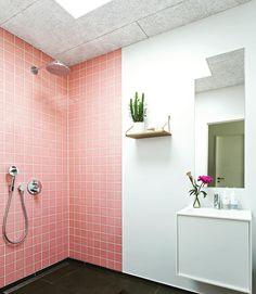 Badeværelse | Farverige badeværelser | Boligmagasinet.dk