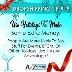 on the events, people are mostly willing to buy the products as they expect some kind of offers and deals on special days. Try to create some handsome deals on your products on special days to get more traffic and attention of your customers. DM ud to start #your #onlinebusiness. #droppingsoon #dropshipping #dropshiper #dropship #dropshippingtips #dropshippingturkey #dropshippingusa #holiday #adventure #beneficial #event Things To Buy, Stuff To Buy, Digital Marketing Services, Extra Money, Online Business, Web Design, Handsome, Branding, How To Get