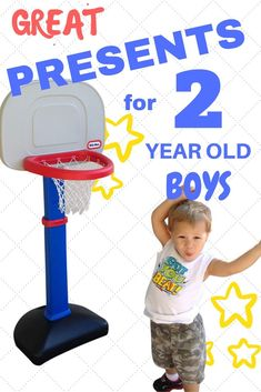 These are GREAT PRESENTS for 2 year old boys because they were selected with…: