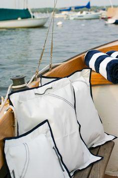 Sailcloth comfort