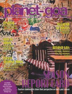 Planet Goa Volume 5 Issue 7 Magazine
