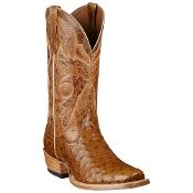 About Ariat Boots Mens Full Quill Ostrich Square Toe Cowboy