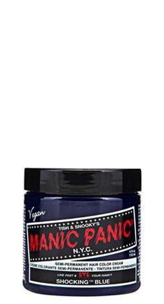 Manic Panic Shocking Blue | Blame Betty