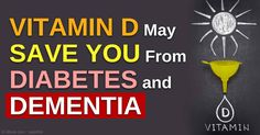 A new study shows that those with low vitamin D levels are more likely to have type 2 diabetes, pre-diabetes or metabolic syndrome, regardless of their weight. http://articles.mercola.com/sites/articles/archive/2015/03/09/vitamin-d-diabetes-dementia.aspx