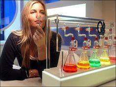 "Friccassean maroon at an ""Oxygen bar"""