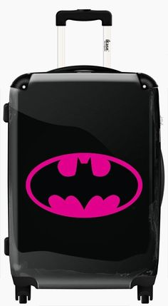 Suitcase Batman Pink logo With IKASE Be Trendy and Unique! Easy to recognize ! For all our suitcases - http://www.yoga-aid.com/art-photos/pinocchio-characters-images/