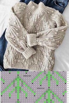 Knitting Machine Patterns, Cable Knitting, Knitting Charts, Baby Knitting Patterns, Knitting Stitches, Knitting Designs, Knitting Projects, Hand Knitting, Knitting Needles