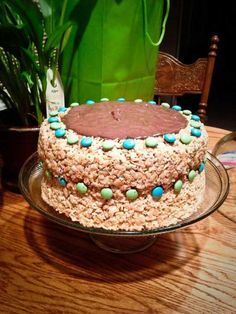 alternative to birthday cake. This would be great for Regan!!!