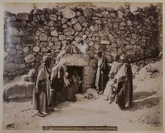 People of Al-Eizariya #Palestine 140 years ago